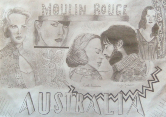 Nicole Kidman by morgane
